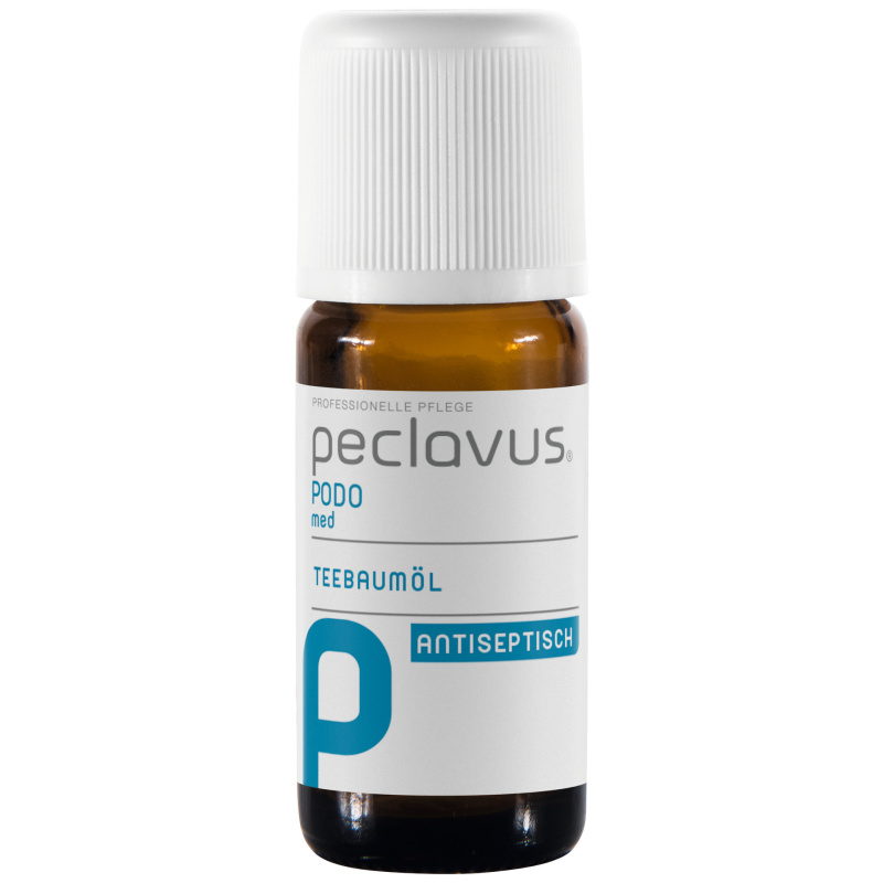 peclavus® PODOmed Teebaumöl 10 ml