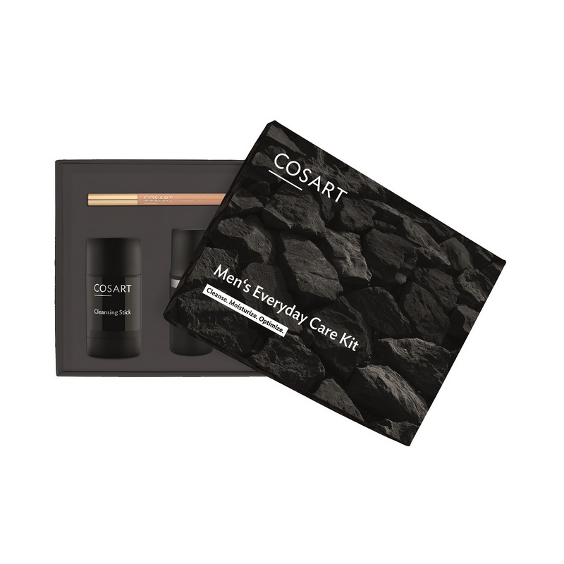 COSART Mens Everyday Care Kit Pflegeset