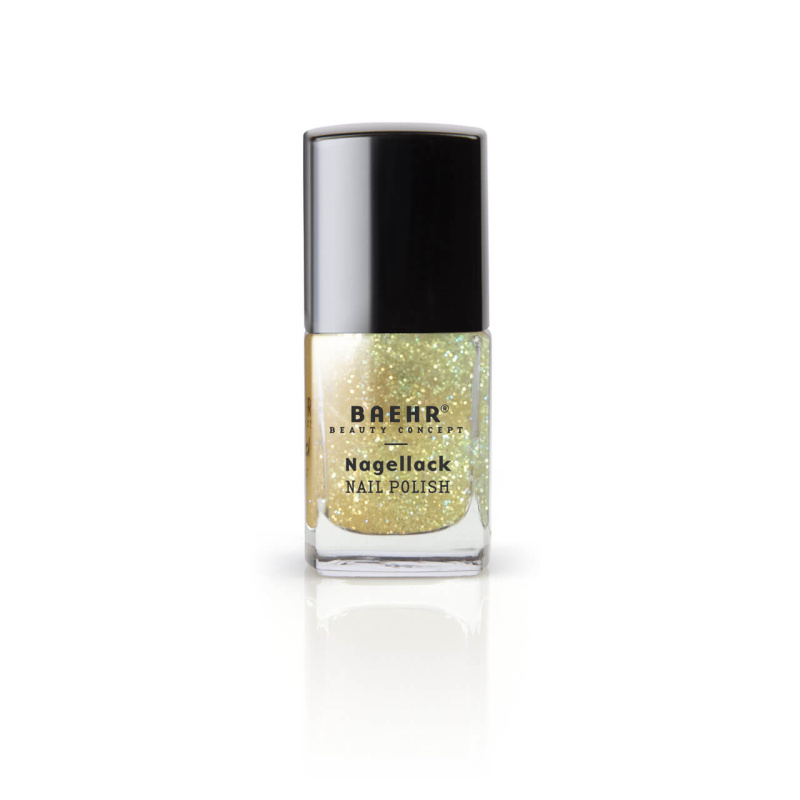 BAEHR BEAUTY CONCEPT NAILS Nagellack - pastell glitter