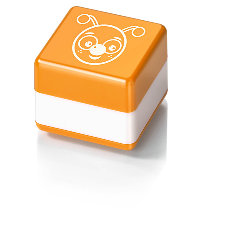 peclavus® kids Stempel Orange
